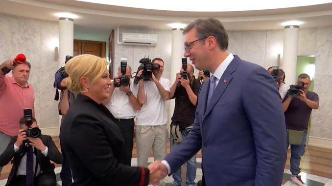 Kitarović: Razgovor sa evropskim Vučićem 1