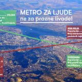 Ne da(vi)mo Beograd: Uzurpacija metroa za dilove sa ortacima 5