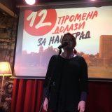 Ne davimo Beograd: Podneta žalba na odluku Upravnog suda 4