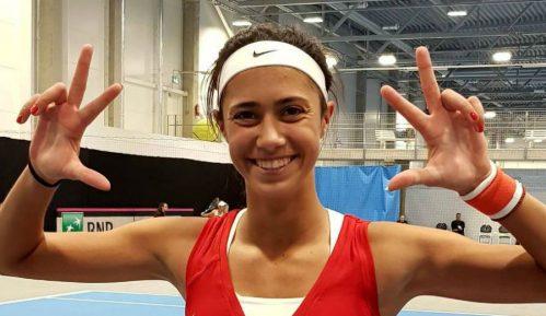 Olga Danilović u polufinalu 4