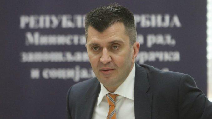 Đorđević: Za osobe sa invaliditetom iz budžeta 1,7 milijardi dinara u 2020. godini 2
