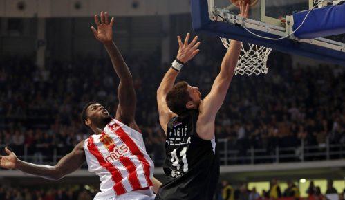 KK Partizan opet u blokadi 12