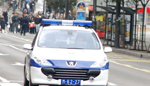 Policija privela muškarca koji je napao prostorije Dveri u Čačku 4