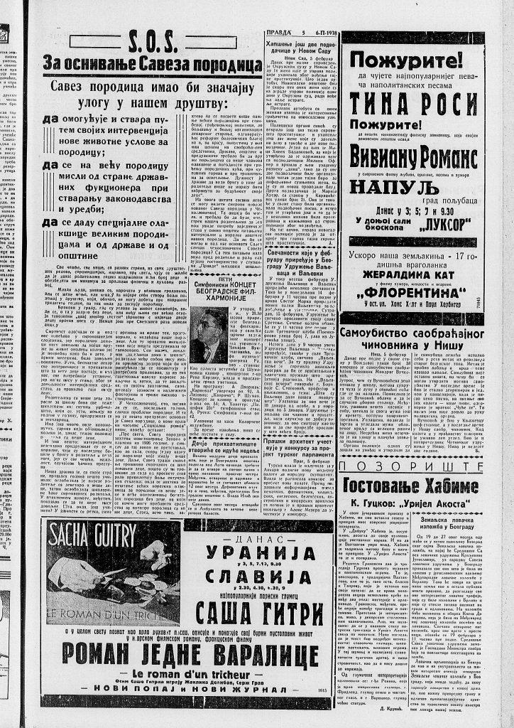 Ispovest sudije u slučaju Gavrila Principa od pre 80 godina 5