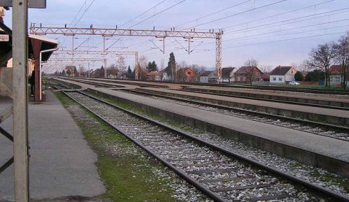 Pruga Beograd - Budimpešta: Probijena cev Čortanovačkog tunela 1