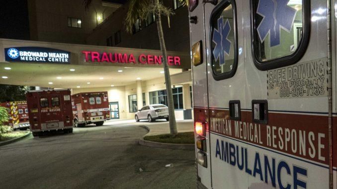 U pucnjavi u školi na Floridi ubijeno17, a ranjeno 16 osoba 1