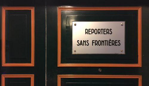 Reporteri bez granica osudili Ilustrovanu politiku zbog preteće naslovnice 9