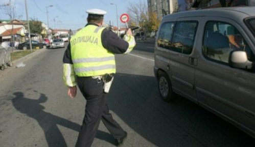 Napadnut policajac kod Lazarevca 13