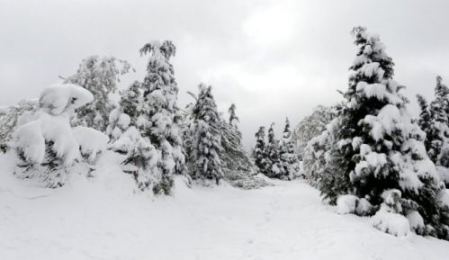 BiH: Pao prvi sneg na Romaniji i u Istočnom Drvaru 2
