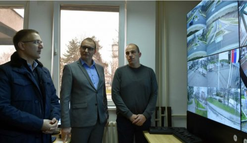 Otvoren monitoring centar u Obrenovcu 11