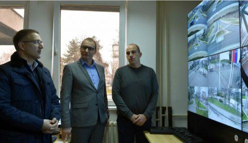 Otvoren monitoring centar u Obrenovcu 8