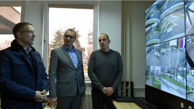 Otvoren monitoring centar u Obrenovcu 1