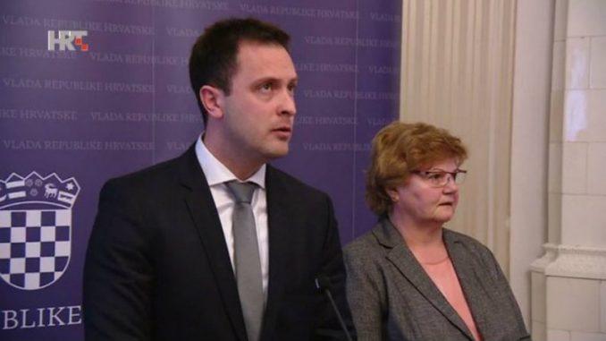 HR: Državni sekretar podneo ostavku na konferenciji za novinare (VIDEO) 3