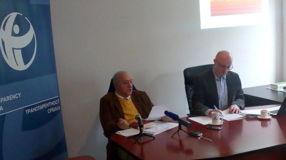 Decenija bez napretka Srbije u borbi protiv korupcije 1