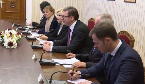 Karajančeva: Vučić ceni stav Bugarske 2
