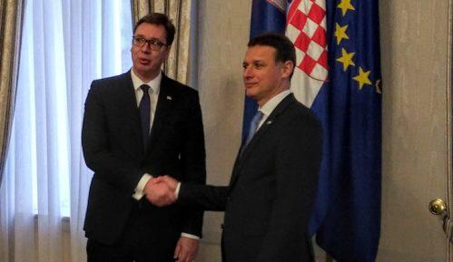 """""""Poseta Vučića Hrvatskoj korisna za obe države"""" 12"""