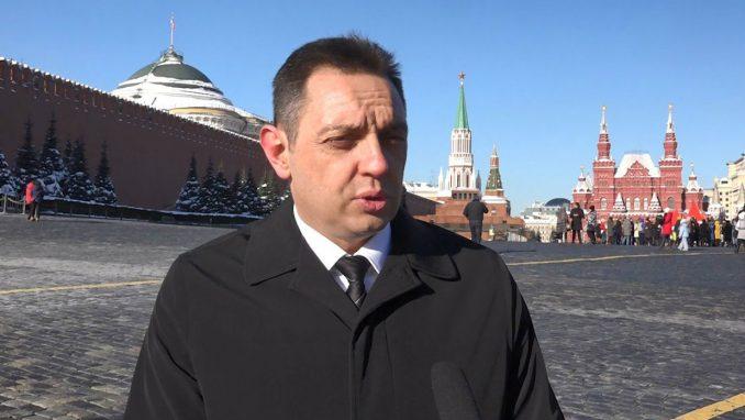 Vulin: Pozvao sam 53 ministra odbrane da spreče da teroristi naprave vojsku 1