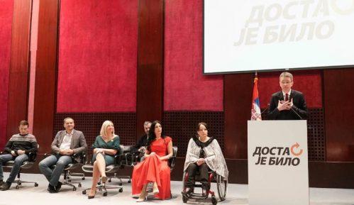 Ljupka Mihajlovska: DJB-u želim da se vrati na raniji nivo u politici 8