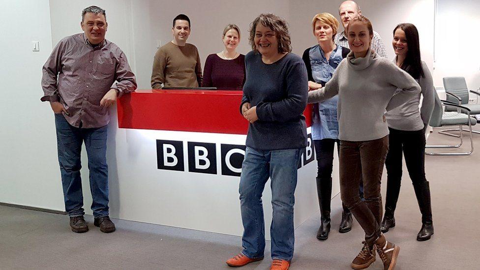 Tim BBC-ja na srpskom (decembar 2017)