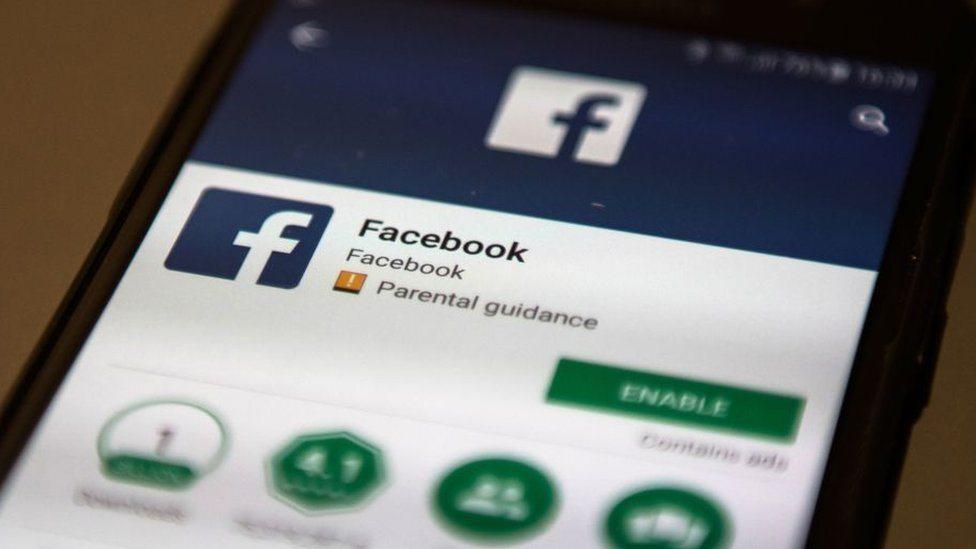 Fejsbuk na mobilnom telefonu