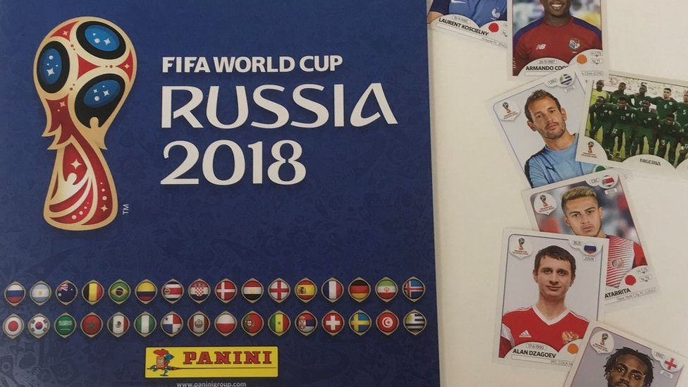 Panini album za Svetsko prvenstvo