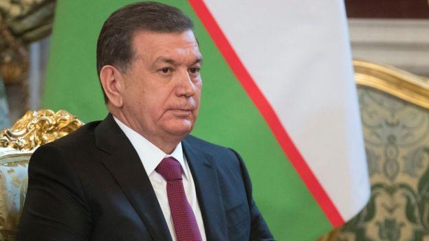 Predsednik Uzbekistana