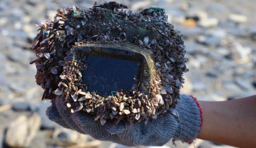 Neverovatno putovanje fotoaparata koji je pao na morsko dno 7