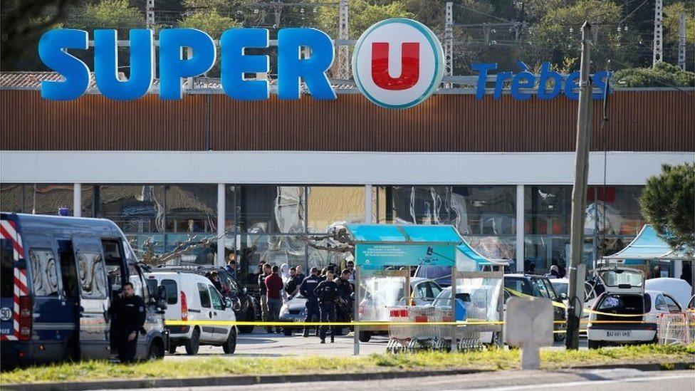 Mesar Kristijan Medve ubijen je tokom napada islamista na samoposlugu u mestu Treb u Francuskoj