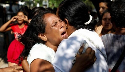 Mnogo žrtava požara u policijskoj stanici u Valensiji u Venecueli 12