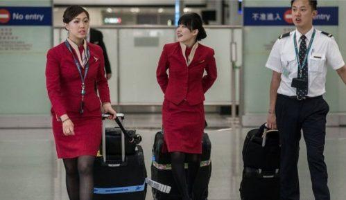 Avio kompanija iz Hong Konga dozvolila stjuardesama da nose pantalone 8
