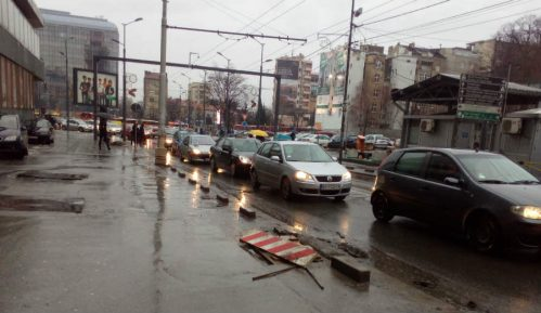 Gradska vlast ne vidi propuste u saobraćaju 15