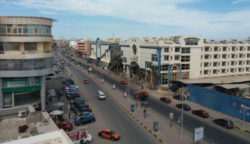 Hurgada (3): Jedan i jedini El Sisi 1