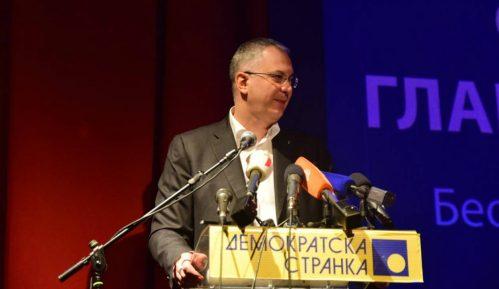 Šutanovac dao ostavku, ali ostaje u DS 14