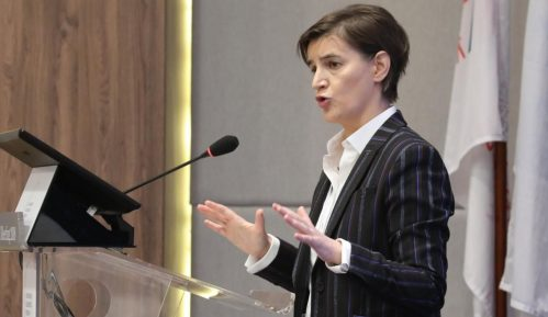 Brnabić: Rekonstrukcija Vlade otvorena tema 9