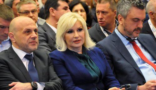 Mihajlović: Cilj trgovinska razmena sa Bugarskom 3,5 milijardi evra 15
