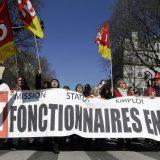 Francuska: Protesti sindikata zbog politike stezanja kaiša 6