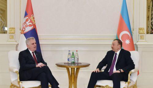 Nikolić: Nadam se da će narod u Azerbejdžanu pokloniti poverenje Alijevu 14