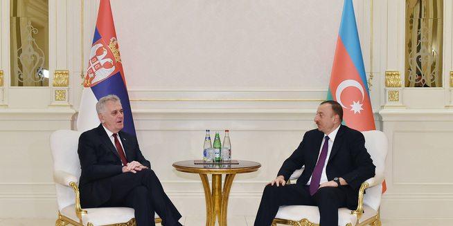 Nikolić: Nadam se da će narod u Azerbejdžanu pokloniti poverenje Alijevu 1
