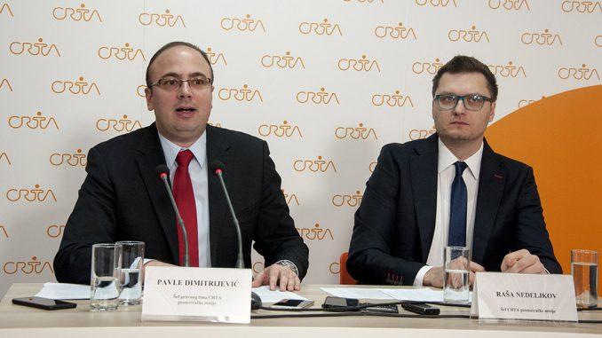 CRTA: Izborni dan nije prošao u duhu demokratskih standarda 1