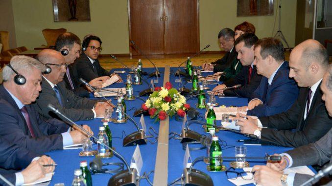 Dačić: Prijateljstvo Srbije i Alžira dugo pola veka 1