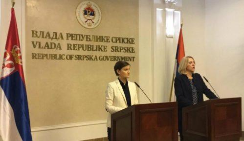 Brnabić: Osećamo sve veću bliskost sa Republikom Srpskom 10