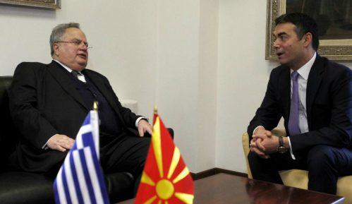 Dimitrov i Kocijas: Ključni pregovori Makedonije i Grčke 9
