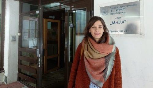 Napadnuta aktivistkinja Ne davimo Beograd na dodeli nagrada za doprinos feminizmu 14