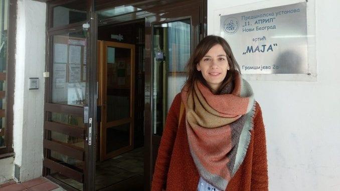Napadnuta aktivistkinja Ne davimo Beograd na dodeli nagrada za doprinos feminizmu 1