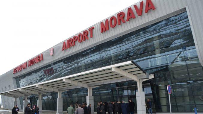 Otvaranje aerodroma Lađevci na Vidovdan 1