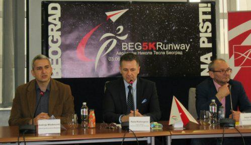 Najbrža trka u Beogradu na Aerodromu Nikola Tesla 3