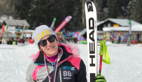Nevena Ignjatović osvojila zlatnu medalju 1