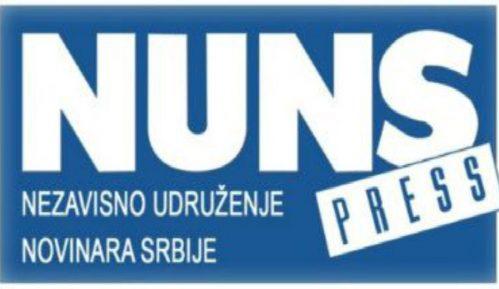 NUNS uputio podršku redakciji NIN-a 10