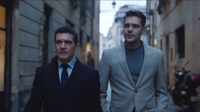 Biković i Banderas u novom filmu (VIDEO) 1