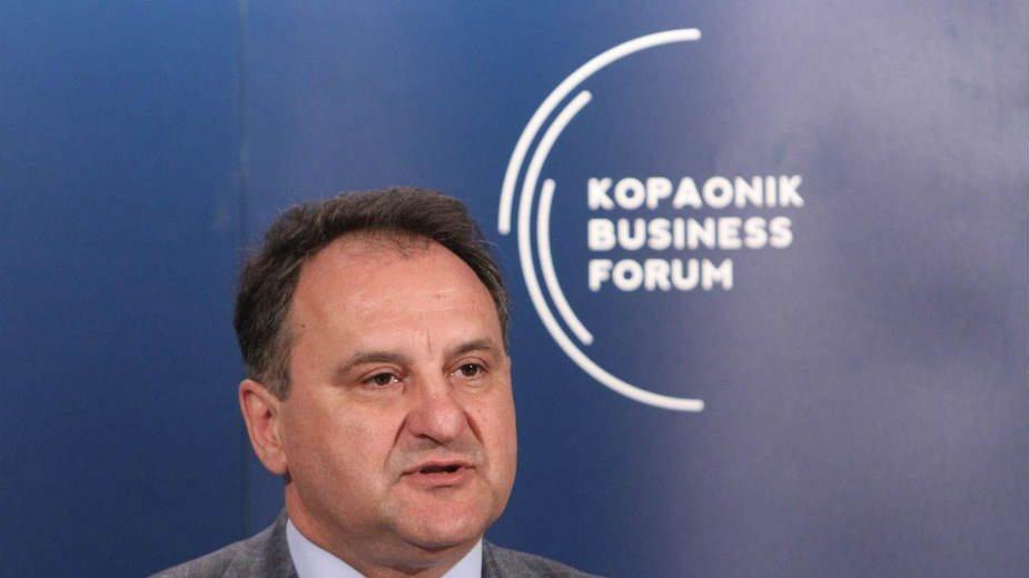 Vlahović: Oporavak srpske privrede zavisi od oporavka EU, pre svega Italije i Nemačke 1